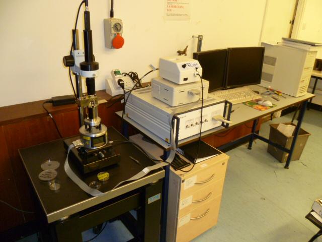 Bruker NanoScope 3D