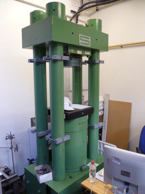 Unknown Test Well 3MN Test Machine