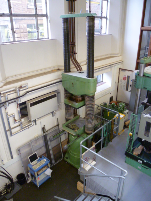 Losenhausen 6MN Test Machine