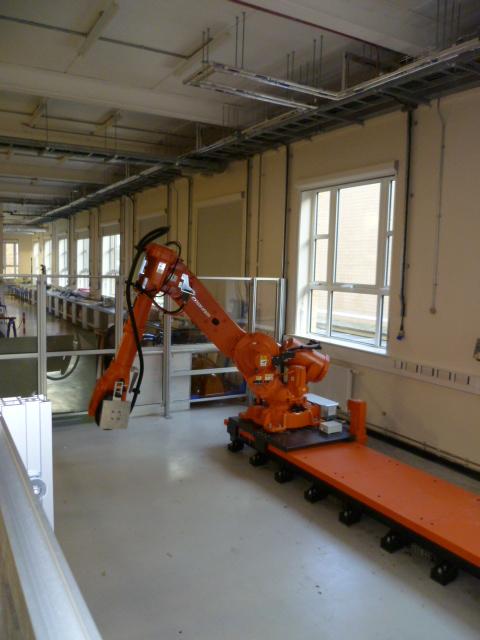 ABB Robotic system