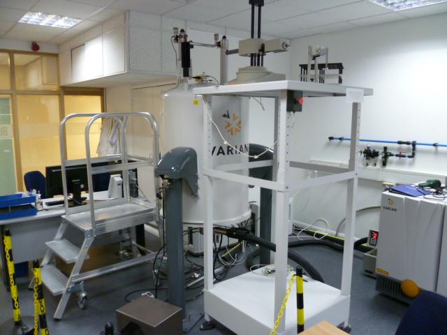 Varian 500 VNMRS NMR Spectrometer