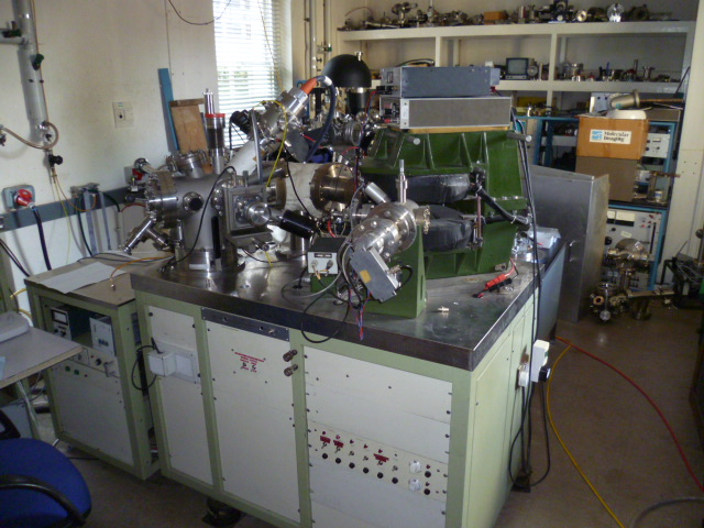 Various IAC magnetic sector SIMS/ion milling instrument