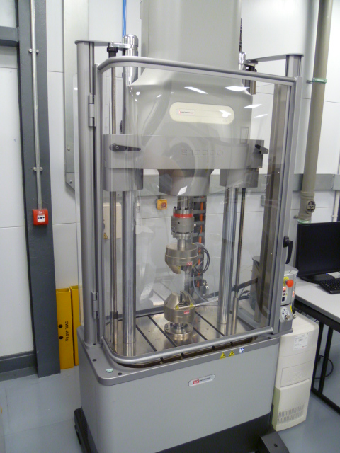 Unknown 10kN Test machine