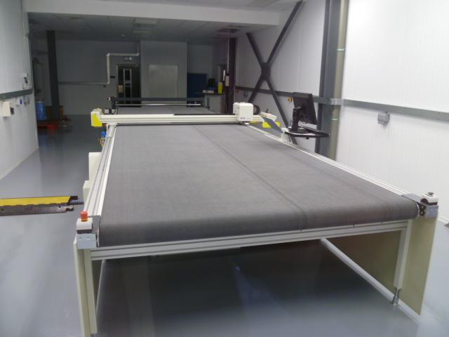 Assyst Bullmer CNC Plycutter