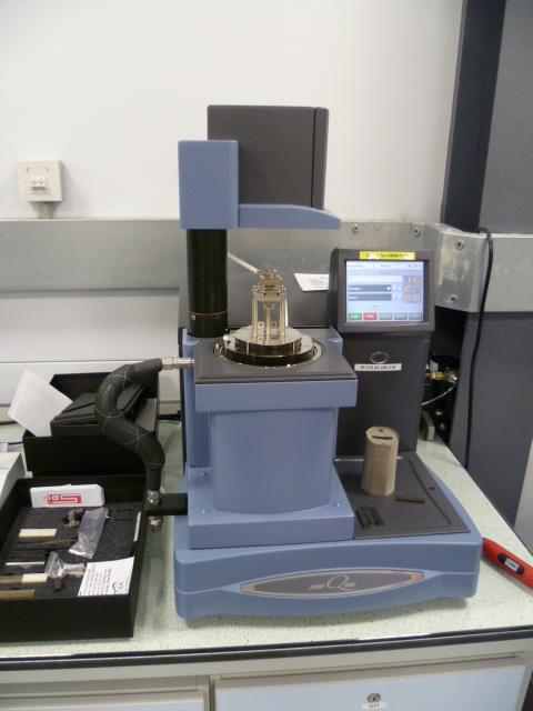 TA Instruments Q800 DMA