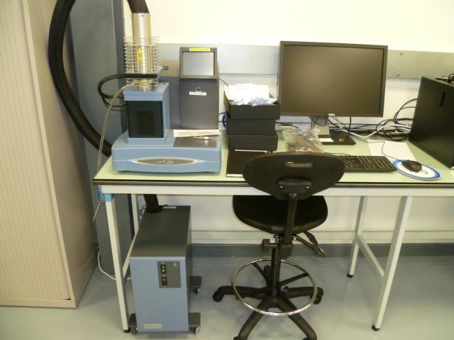 TA Instruments Q400EM TMA